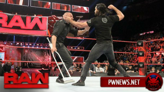 Как заранее анонсированное появление Брока Леснара и последствия прошлого еженедельника повлияли на просмотры Raw?