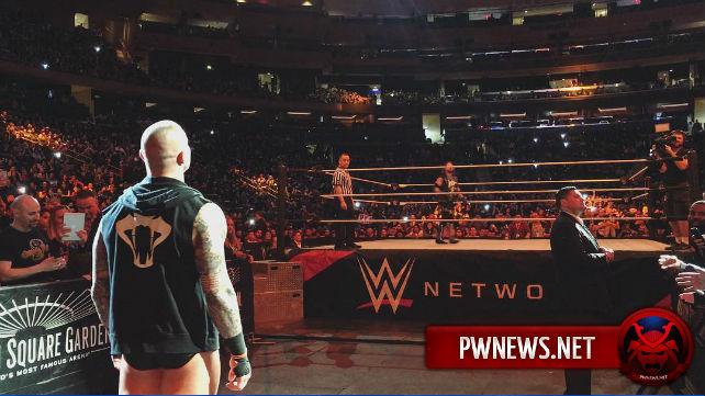 Результаты хаус-шоу SmackDown 12.03.2017 (Нью-Йорк) – Оуэнс против Леснара, Сина против Уайатта в поединке без дисквалификаций