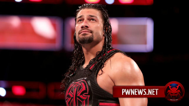 Роман Рейнс прокомментировал реакцию зрителей на свое появление во время прошлого выпуска Raw