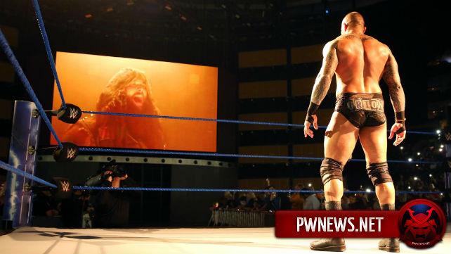 WWE сами не имеют представления о том, как пройдет поединок Рэнди Ортона и Брэя Уайатта по правилам «дом ужасов»