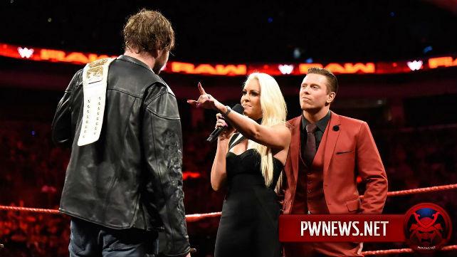 Оскорбления Дина Эмброуза Мизом на Raw являются реальным мнением высокопоставленных работников компании?