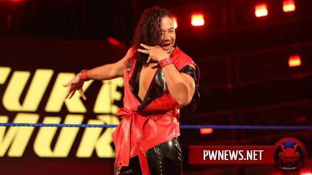 Шинске Накамура займет место Джона Сины на SmackDown