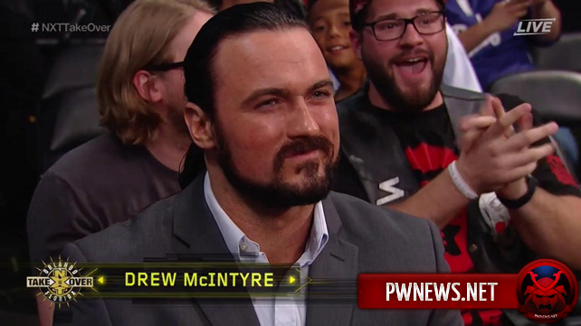 Новости о возвращении Дрю МакИнтайра в WWE; Возрождение совсем скоро перейдет в основной ростер?