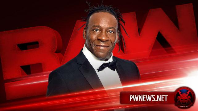 Букер Ти возвращается на Raw