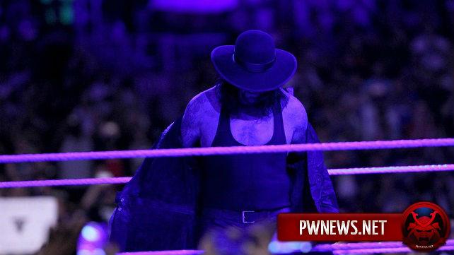 О планах Гробовщика после WrestleMania 33