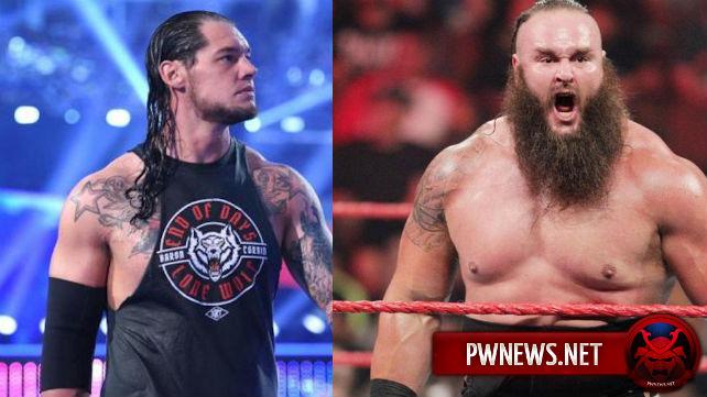 Новости о положении Бэрона Корбина и Брона Строумана в WWE