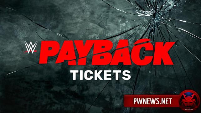 Известно место Финна Бэлора на Payback; Командный матч назначен на кикофф PPV