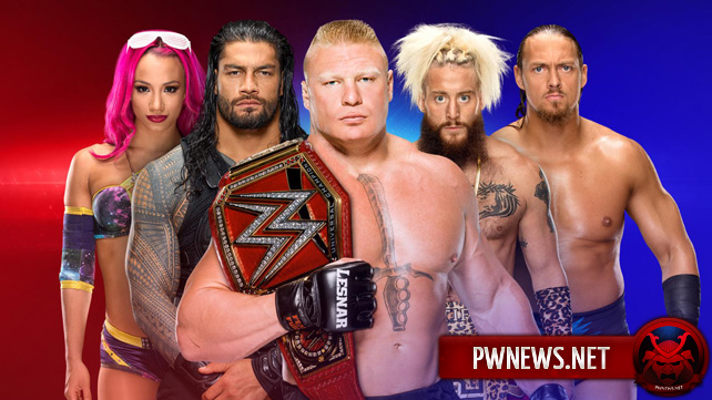 Превью к WWE Monday Night RAW 10.04.2017