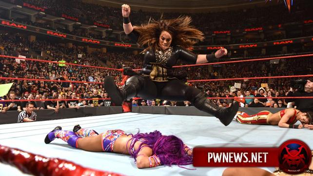WWE Monday Night RAW 27.03.2017