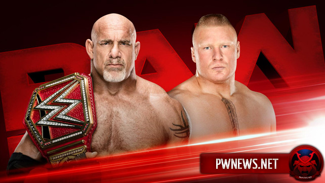 Превью к WWE Monday Night RAW 27.03.2017