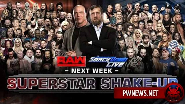 Обновление по «встряске суперзвезд» на следующем Raw; Произойдет ли переход Романа Рейнса на SmackDown и другое