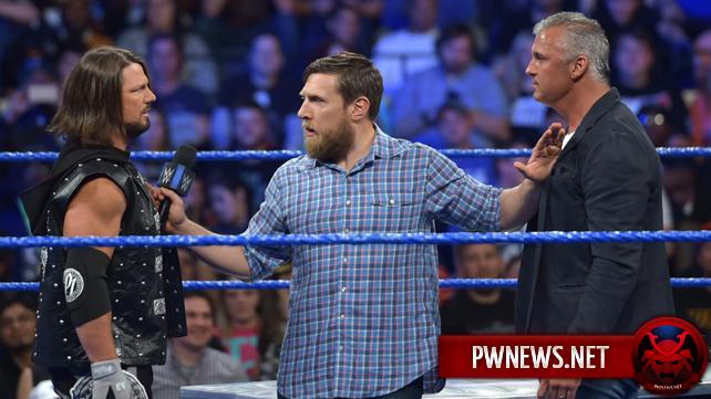 WWE SmackDown Live 28.03.2017