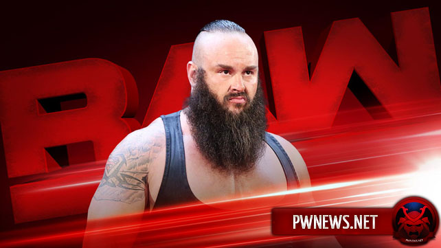 Превью к WWE Monday Night RAW 17.04.2017