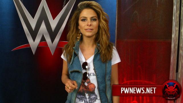 Мария Менунос хочет вернуться на ринг WWE
