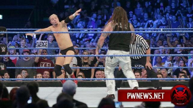 Официально: Джеймс Эллсворт подписал контракт с WWE