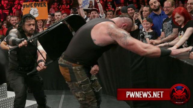 Закулисные новости о травме Брона Строумэна: когда он мог её получить, когда об этом узнали в WWE, как изменятся уже утвержденные планы?