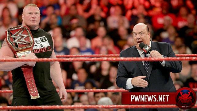 Закулисные новости о том, как долго Брок Леснар будет чемпионом Вселенной WWE