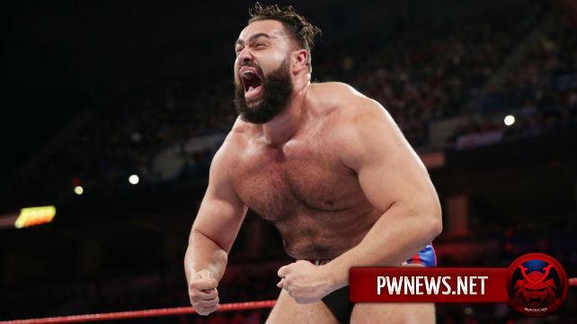 Русев объявил, что вернется на ринг на следующем SmackDown
