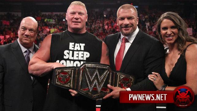 BREAKING: WWE ввели новое PPV; Брок Леснар проведет титульную защиту на данном шоу