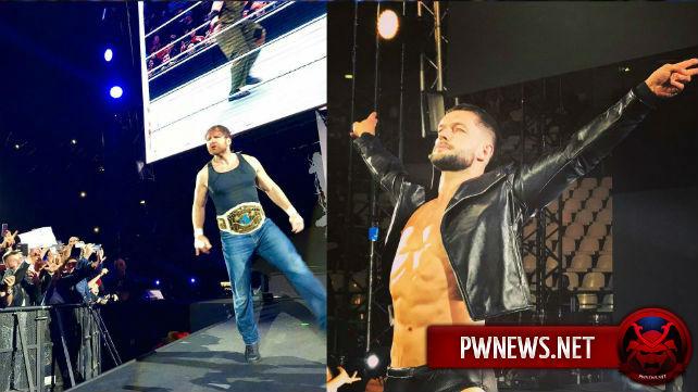 Результаты хаус-шоу Raw 03.05.2017 (Рим) – Брэй Уайатт и Самоа Джо в команде