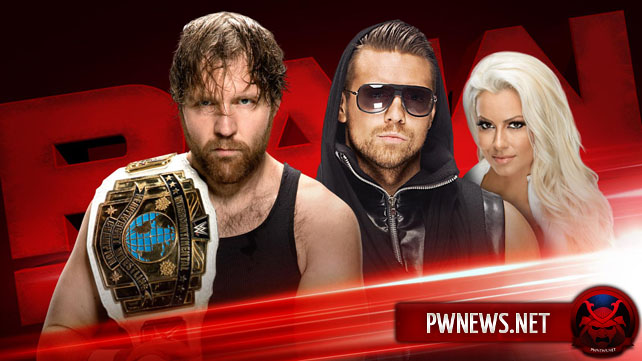 Превью к WWE Monday Night RAW 15.05.2017