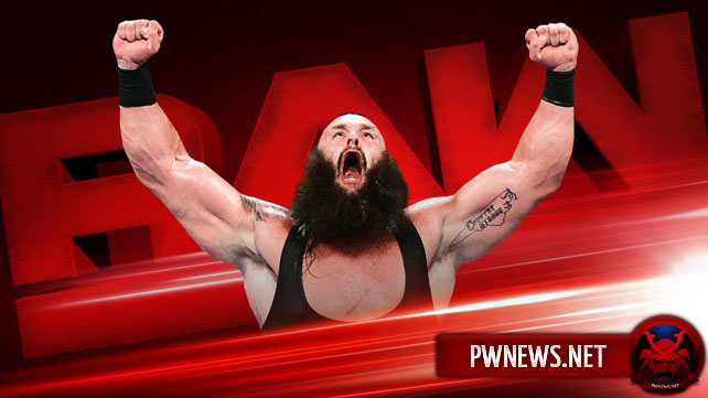 Превью к WWE Monday Night RAW 24.04.2017