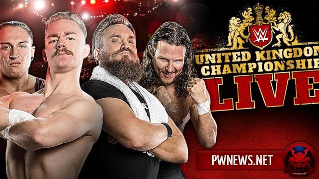 Большие планы по развитию WWE в Великобритании