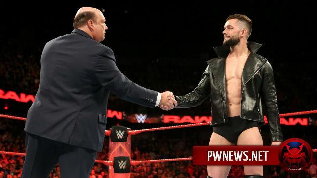 Чего WWE добивались сегментом Финна Бэлора с Полом Хейманом на прошедшем Raw?