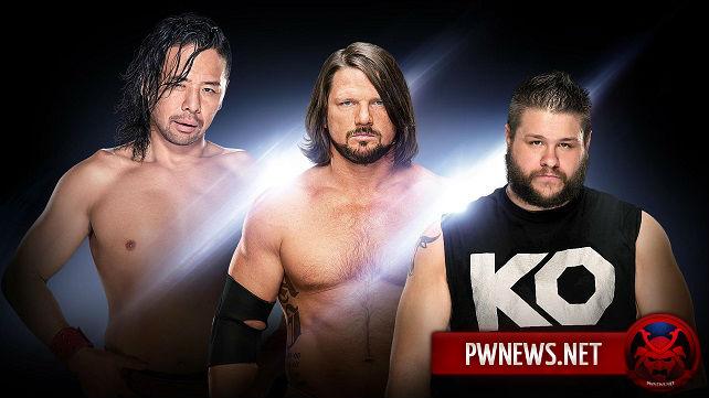 Результаты хаус-шоу SmackDown 28.05.2017 (Чаттануга) – Диллинджер победил Корбина, Махал победил Стайлза
