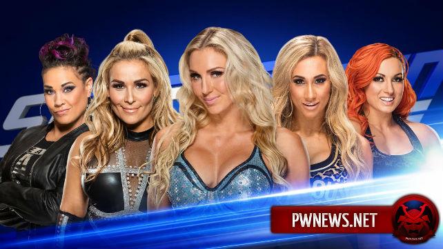 WWE, как сообщается, планируют провести женский Money in the Bank матч