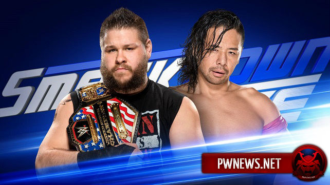 Известен матч-кард предстоящего выпуска SmackDown
