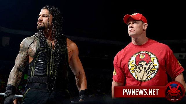 Большие закулисные новости о планах на Джона Сину по возвращению; Роман Рейнс сделает большой анонс на следующем Raw