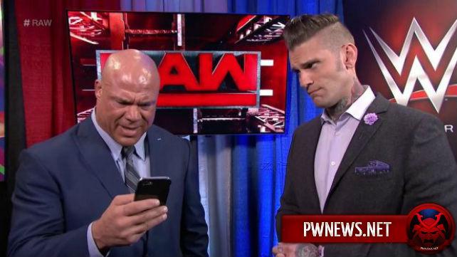 К чему был сегмент Кори Грейвса и Курт Энгла на Raw? WWE начали большой сюжет для Курта Энгла?