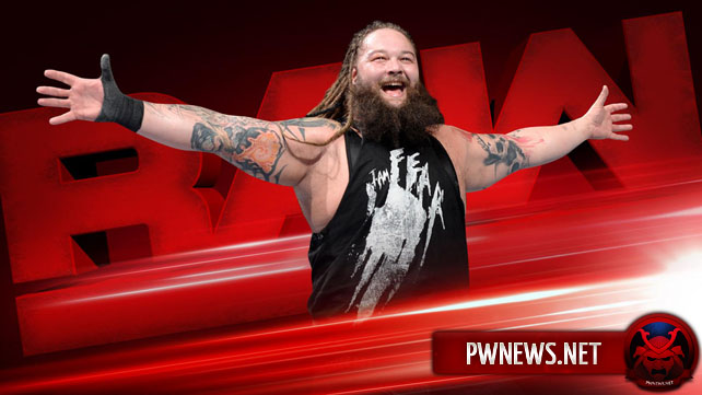 Превью к WWE Monday Night RAW 22.05.2017