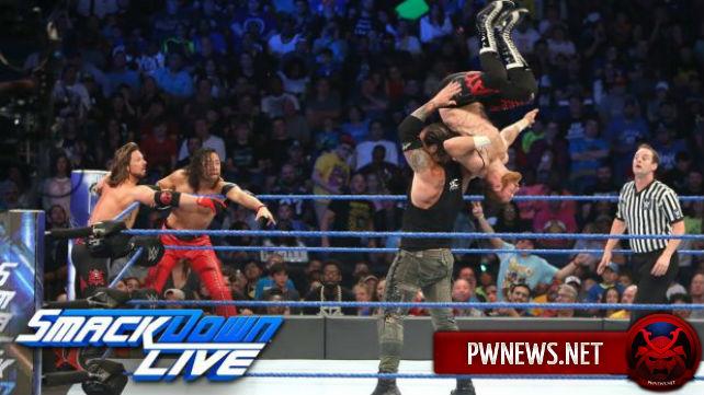 Неутешительные новости о просмотрах прошедшего выпуска SmackDown
