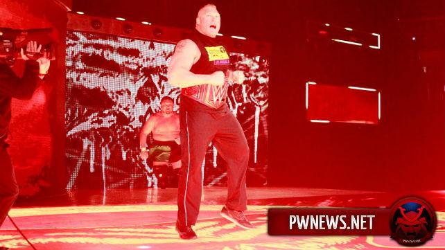 Брок Леснар заявлен на августовское хаус-шоу SmackDown; Титульный матч пройдет на NXT за 12 июля