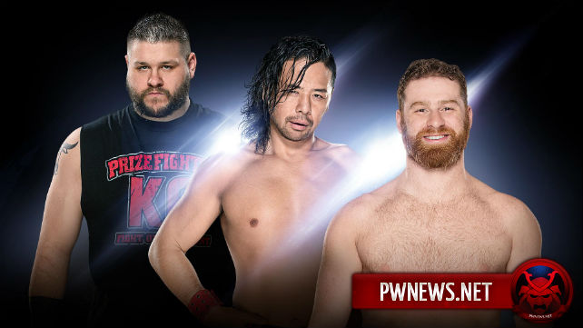 Результаты хаус-шоу SmackDown 24.06.2017 (Ванкувер) – Роллинс против Махала, возвращение Русева