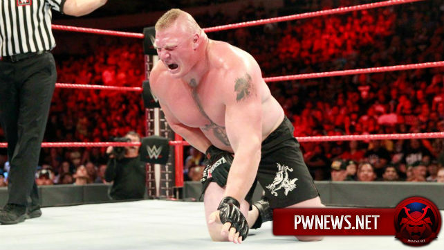 Доволен ли Брок Леснар матчем с Самоа Джо на Great Balls of Fire? (ВНИМАНИЕ, спойлеры)