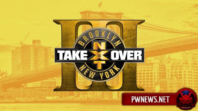Возможный большой спойлер NXT TakeOver: Brooklyn III