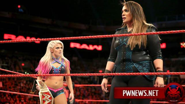 Обновление по статусу Найи Джакс в WWE