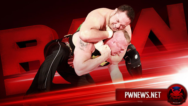 Превью к WWE Monday Night RAW 03.07.2017