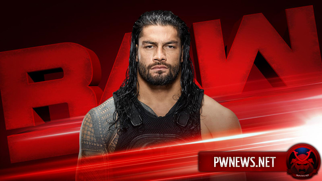 Превью к WWE Monday Night Raw 05.03.2018