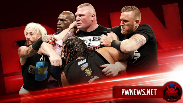 Превью к WWE Monday Night RAW 26.06.2017