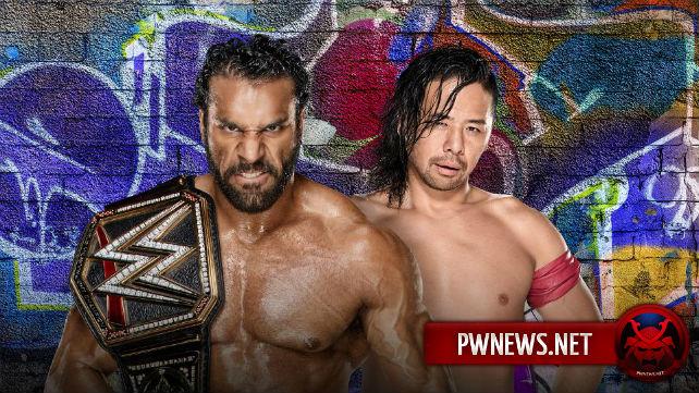 Возможная концовка матча за чемпионство WWE на SummerSlam