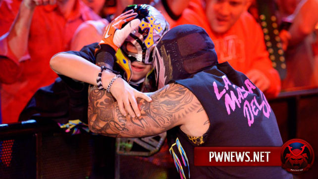 WWE, как сообщается, отказываются от возвращения Рэя Мистерио