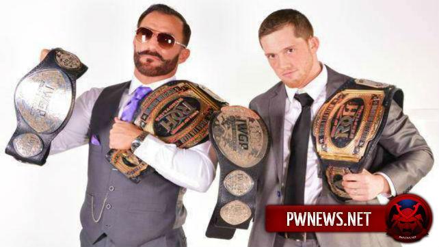 WWE создадут группировку из выходцев ROH в NXT?