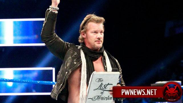 Крис Джерико вернется в WWE после матча с Кенни Омегой?