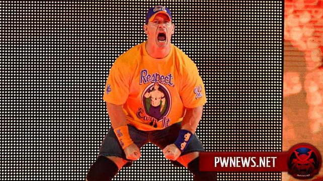 Джон Сина заявлен до сейте поры в одиночный сценка Raw; Лив Морган работала для хаус-шоу SmackDown; Анджелина Лав покидает GFW