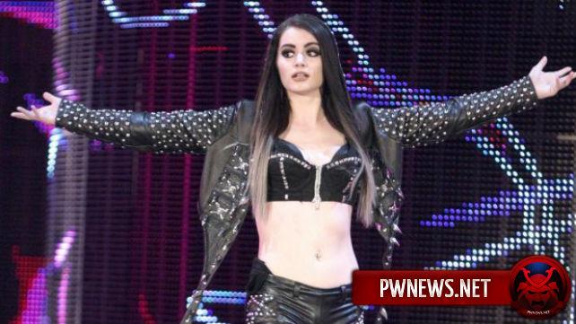 Пейдж заявила о готовности вернуться на ринг WWE