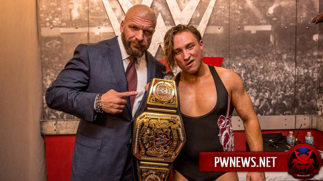 Чемпион Великобритании Пит Данн травмировался равно пропустит титульную защиту в Progress Wrestling